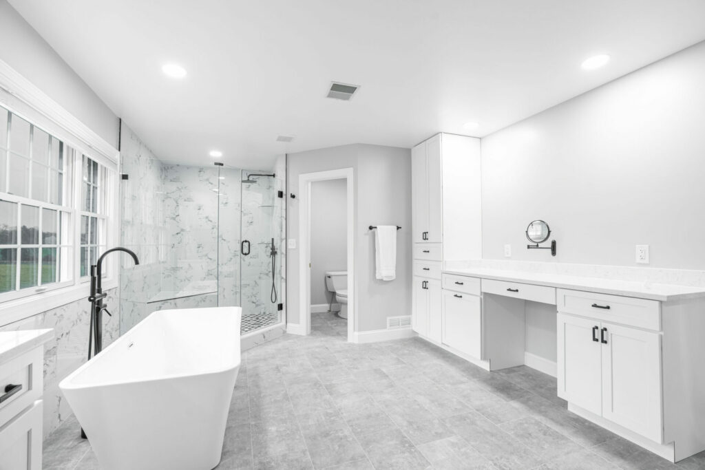 average cost of bathroom remodeling COlumbia