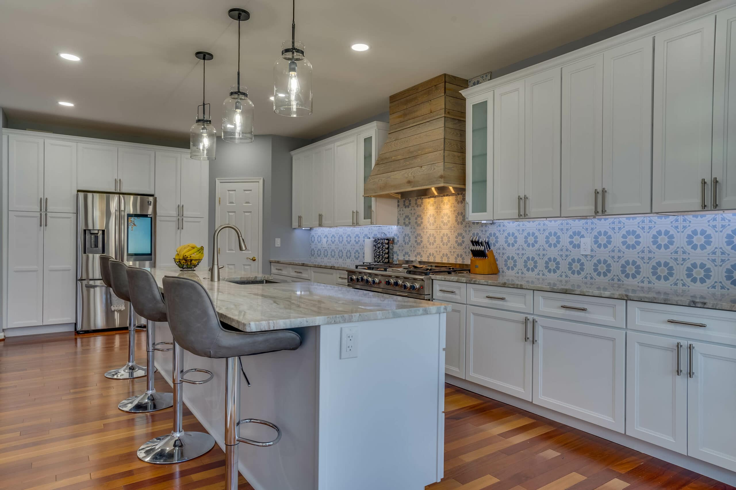 length kitchen remodeling Columbia